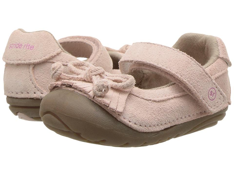 Stride Rite Soft Motion Georgina (Infant/Toddler) (Light Pink) Girls Shoes