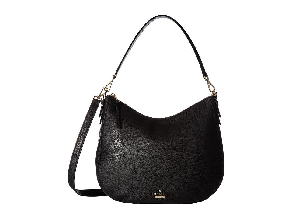 Kate Spade New York - Jackson Street Mylie (Black) Handbags