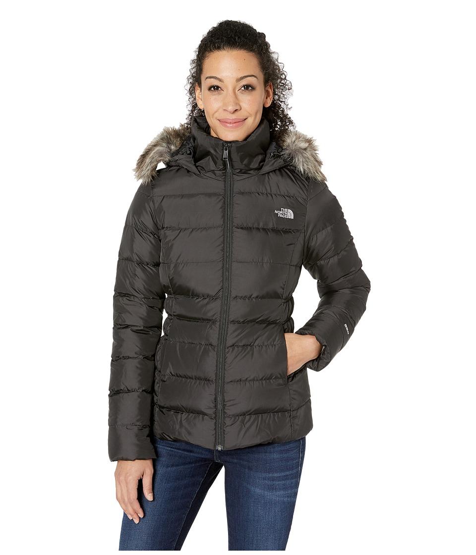 North Face Gotham Jacket II (TNF Black) Women's Coat