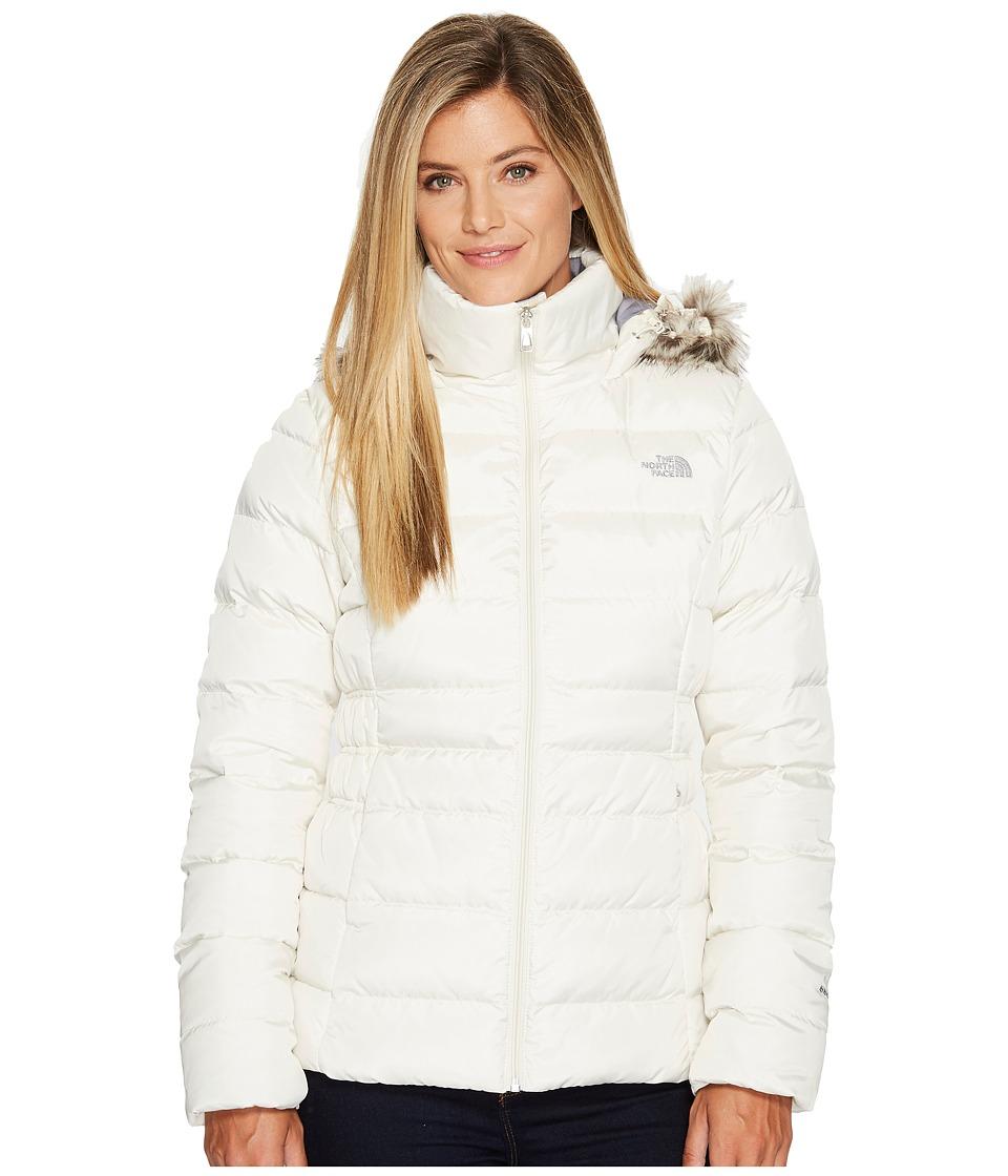 North Face Gotham Jacket II (Vintage White) Women's Coat
