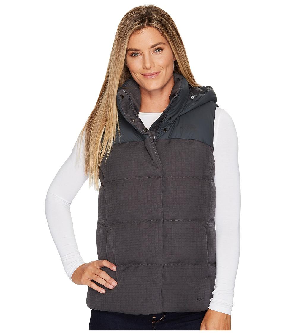 The North Face Novelty Nuptse Vest (Asphalt Grey) Women