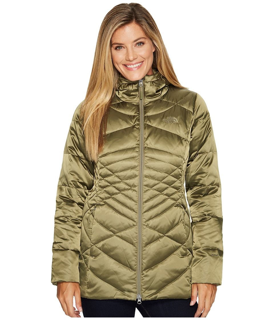 The North Face Aconcagua Parka (Burnt Olive Green) Women