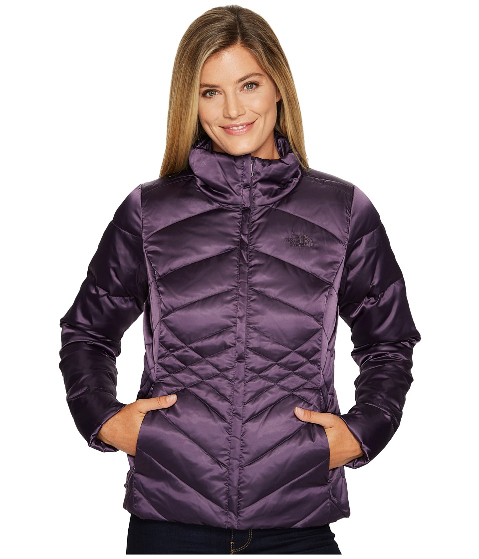 North Face Aconcagua Jacket (Dark Eggplant Purple) Women'...