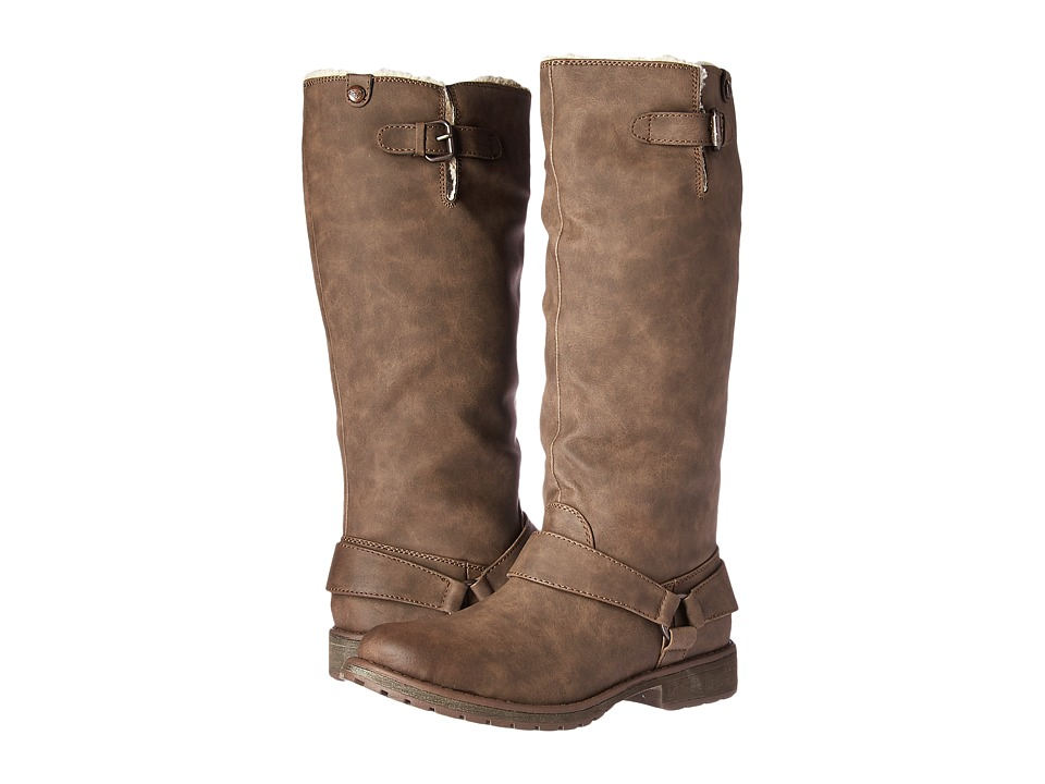 Roxy Montes (Chocolate) Women's Boots