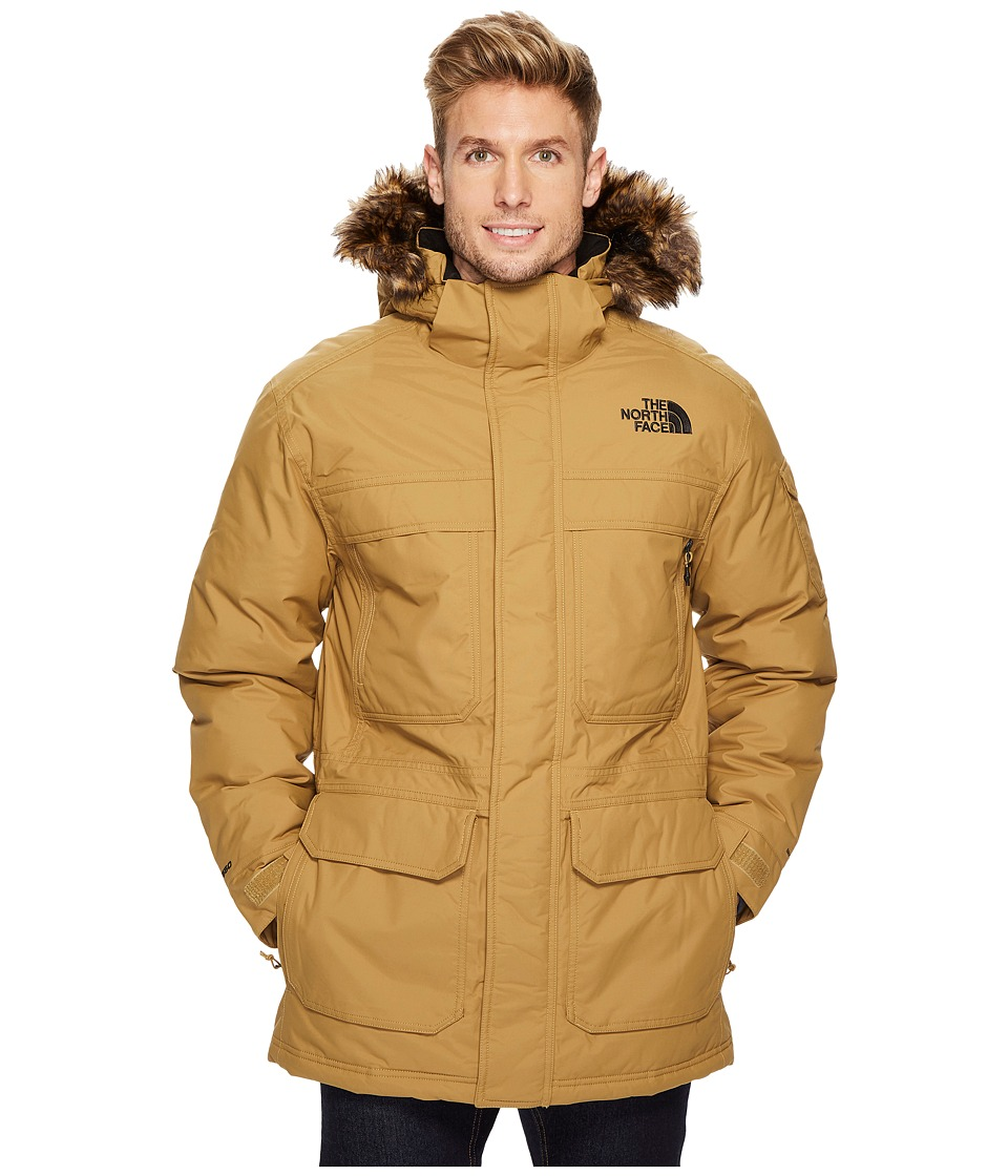 North Face McMurdo Parka III (British Khaki) Men's Coat
