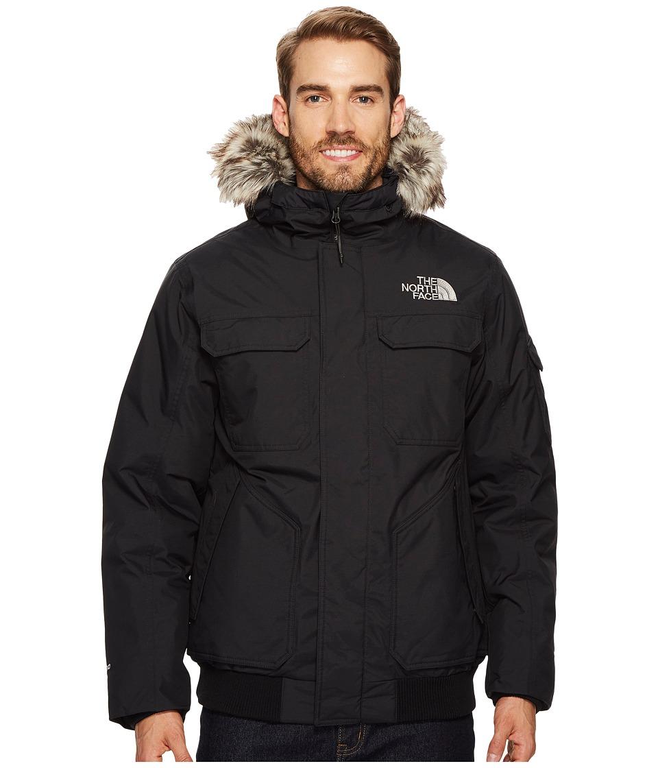 North Face Gotham Jacket III (TNF Black) Men's Coat