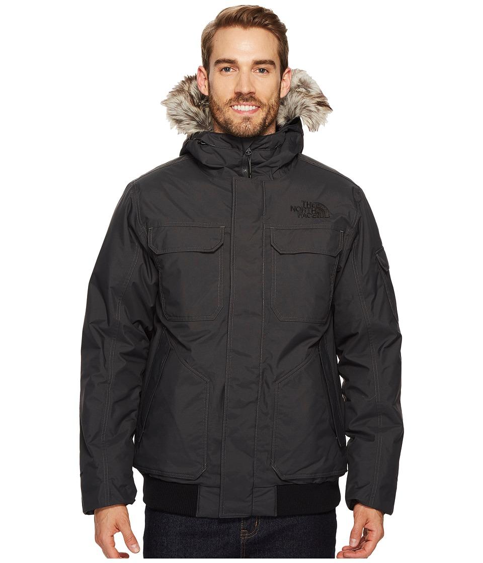 North Face Gotham Jacket III (Asphalt Grey) Men's Coat