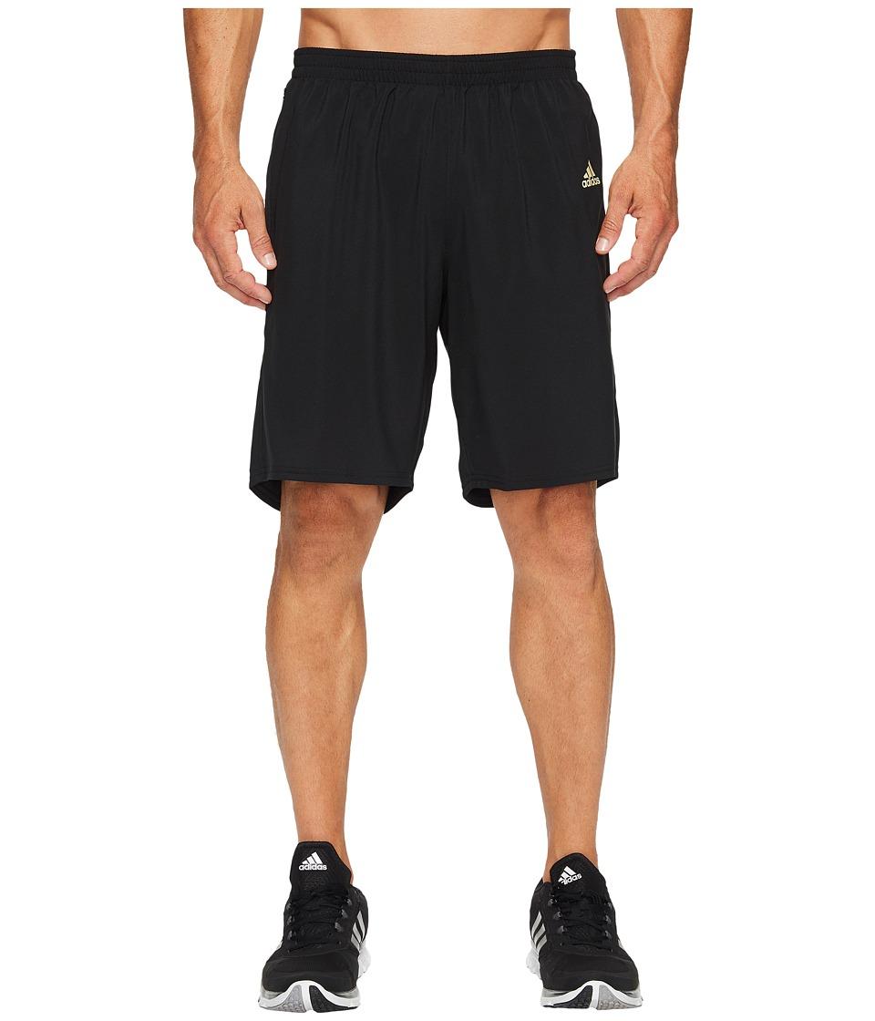 adidas - Response 9 Gold Shorts