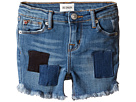 Shadow Midi Shorts in Beach Blue (Toddler/Little Kids)