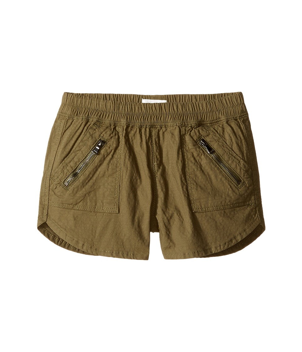 Hudson Kids - Twill Jogger Shorts with Zippers in Amazon