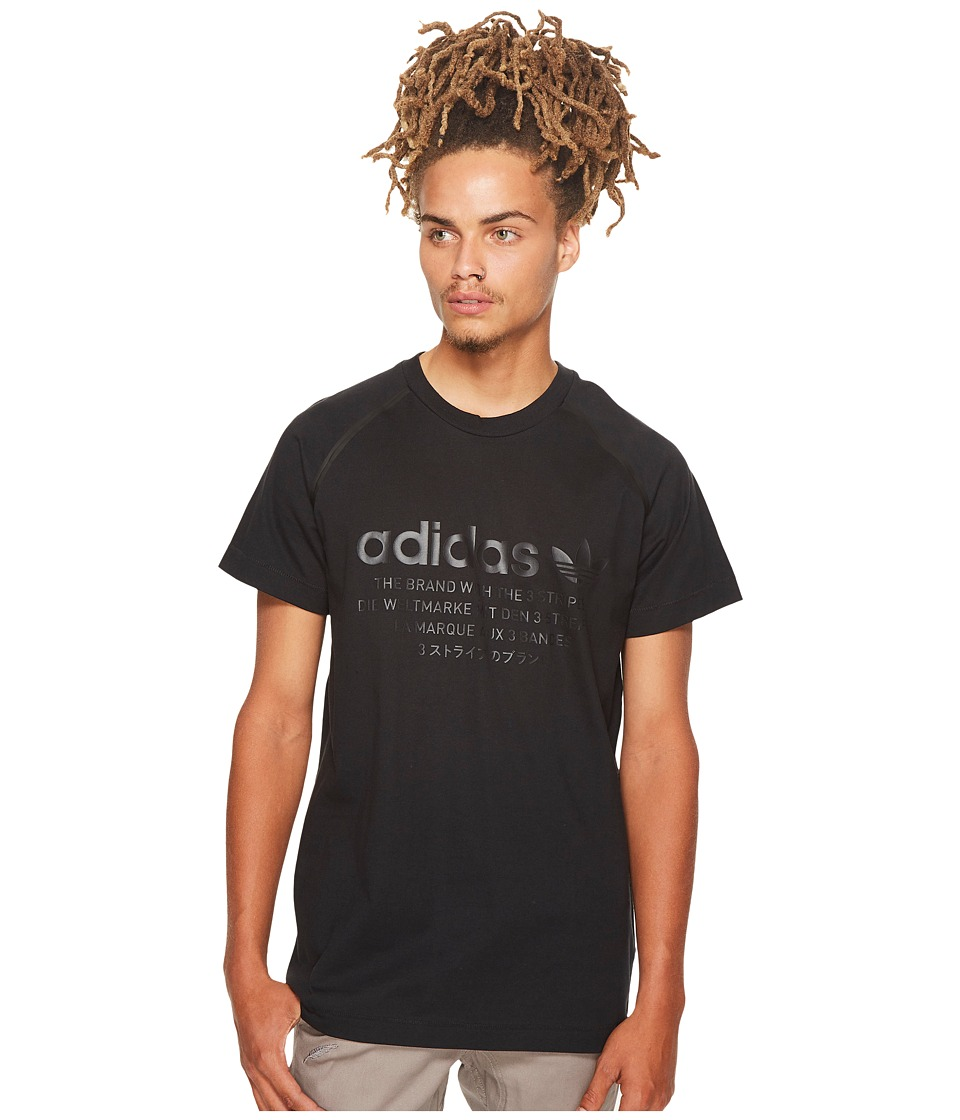 adidas Originals NMD Tee (Black) Men