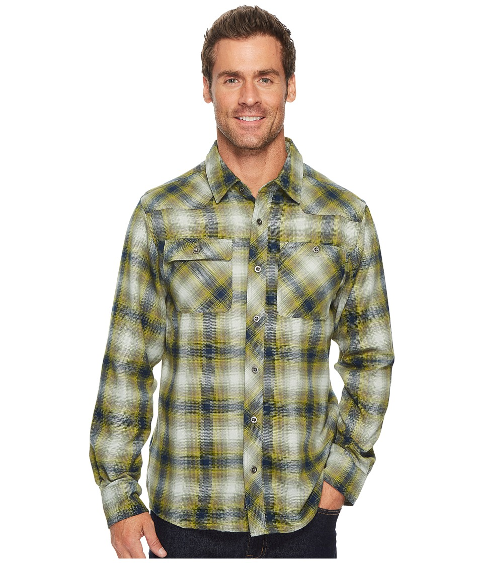 Outdoor Research - Feedback Flannel Shirttm (Night/Hops) Mens Long Sleeve Button Up