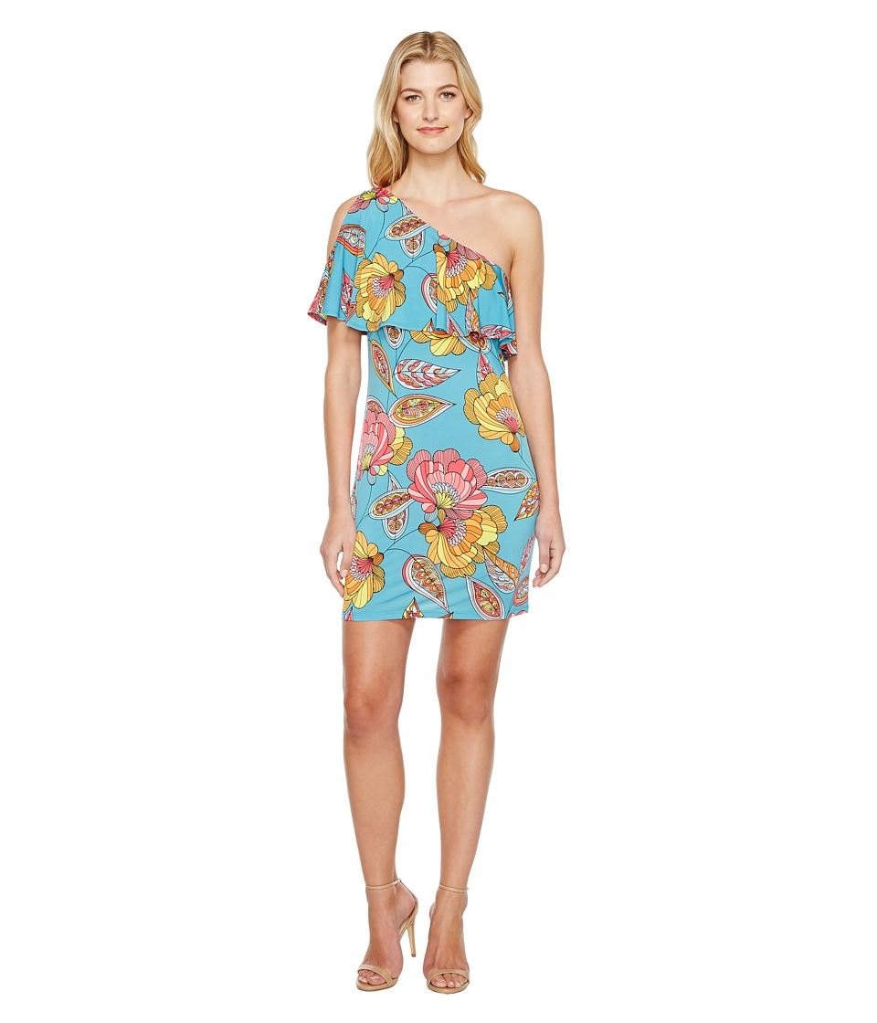 Trina Turk Regal Dress (Skinny Dip) Women