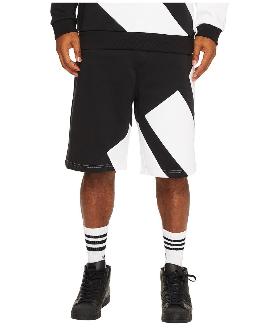 adidas Originals - PDX Shorts (Black) Men's Shorts
