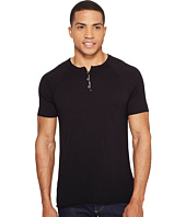 Threads 4 Thought - Standard Short Sleeve Henley
