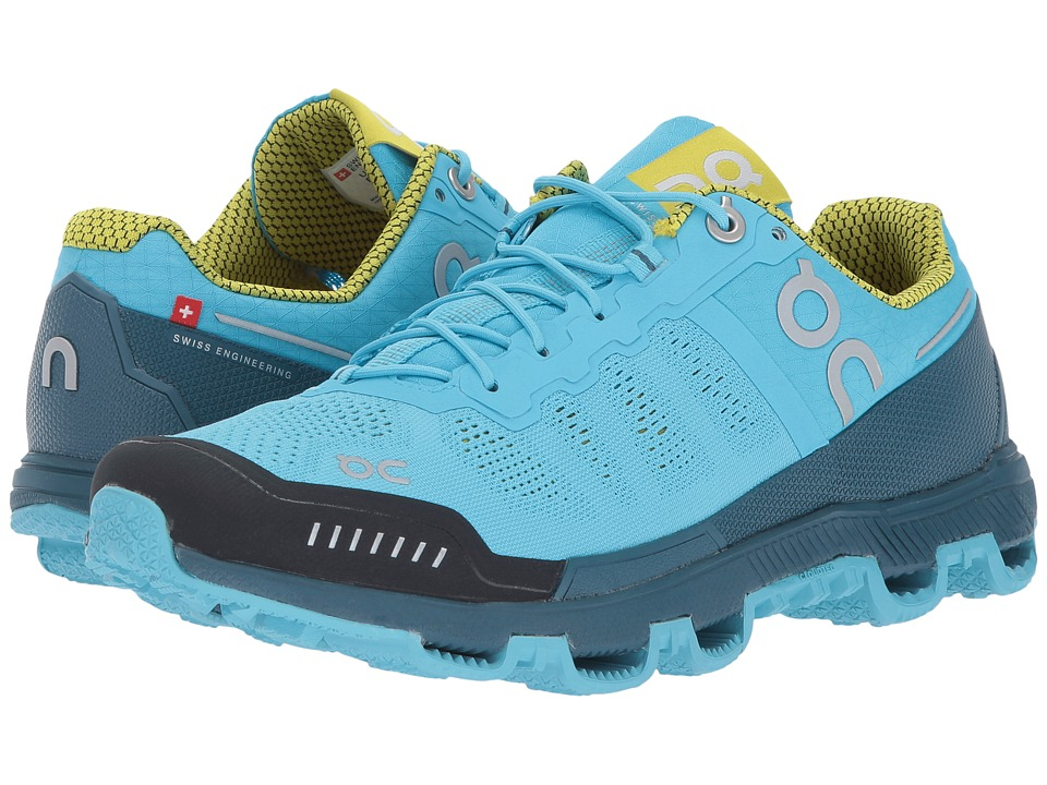 On Cloudventure (Horizon/Sulphur) Women's Running Shoes
