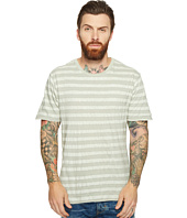 Threads 4 Thought - Barrett Short Sleeve Batik Stripe Tee