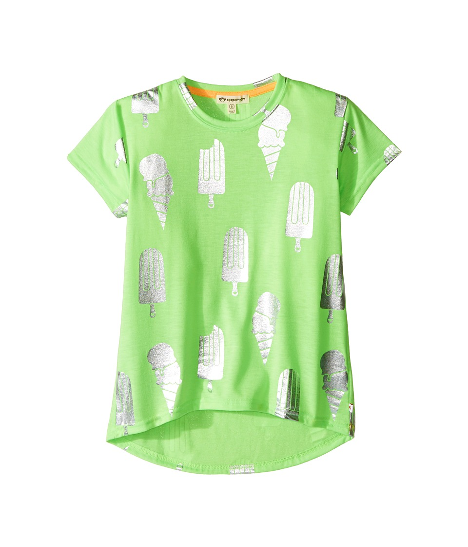 Appaman Kids - Ice Cream Metallic Print Circle Tee