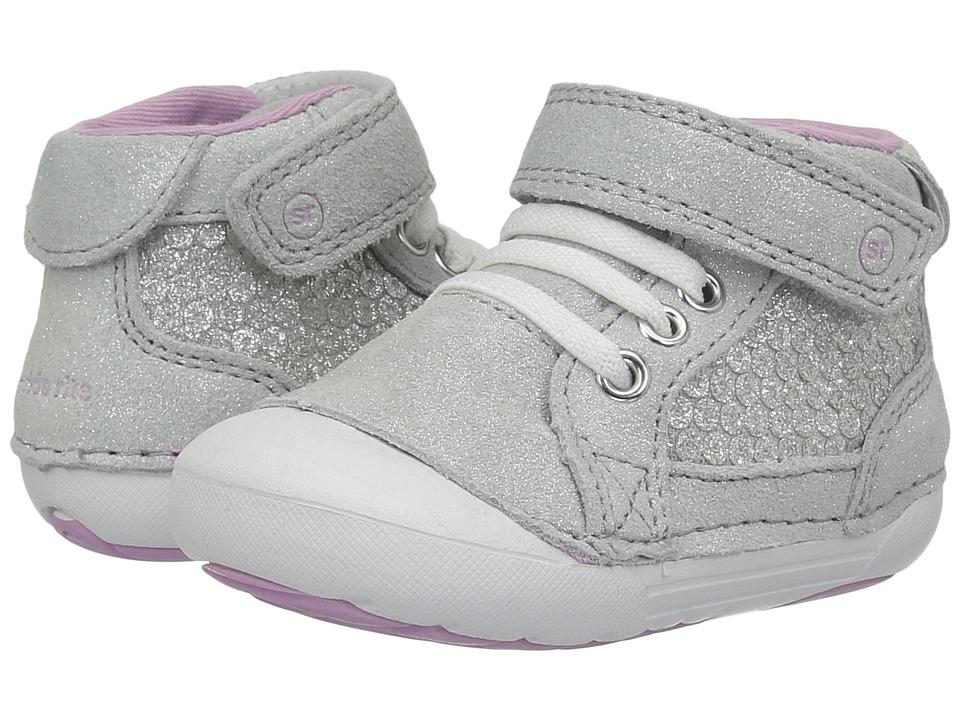 Stride Rite Soft Motion Jada (Infant/Toddler) (Silver Metallic) Girls Shoes