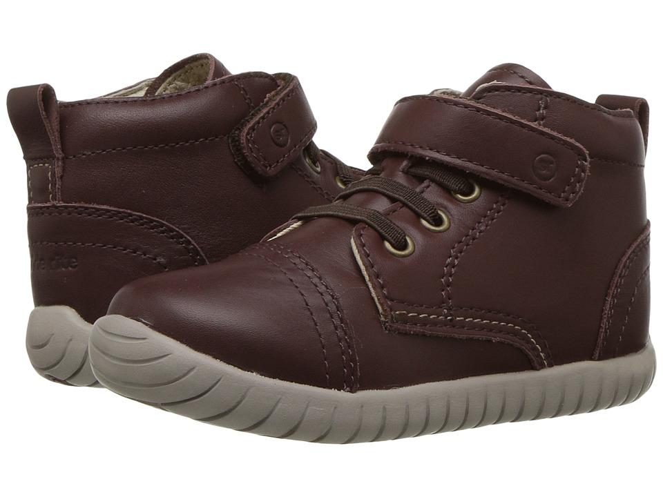 Stride Rite SRTech Carlo (Toddler) (Brown) Boys Shoes