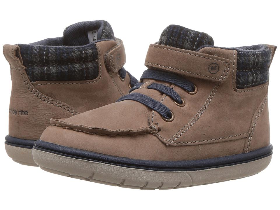 Stride Rite SRTech Langston (Toddler/Little Kid) (Greige) Boys Shoes
