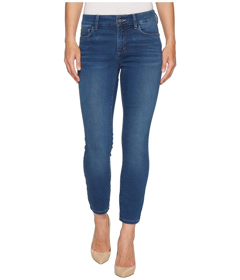 NYDJ - Alina Ankle in Future Fit Denim in Islander (Islander) Womens Jeans