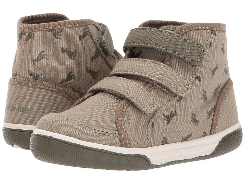 Stride Rite Ellis (Toddler) (Tan) Boys Shoes