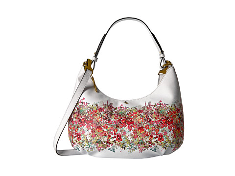 Elliott Lucca Demi Hobo - White Bouquet