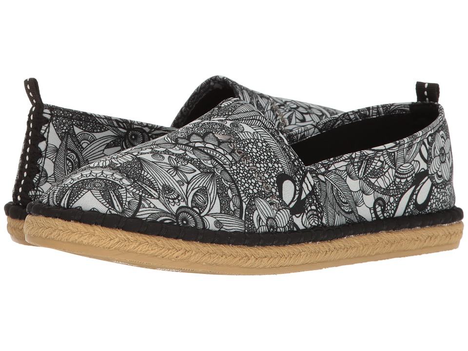 Sakroots Eton (Black/White Spirit Desert) Women