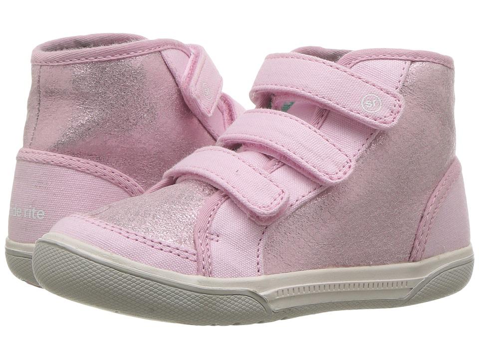 Stride Rite Ellis (Toddler) (Pink) Girl's Shoes