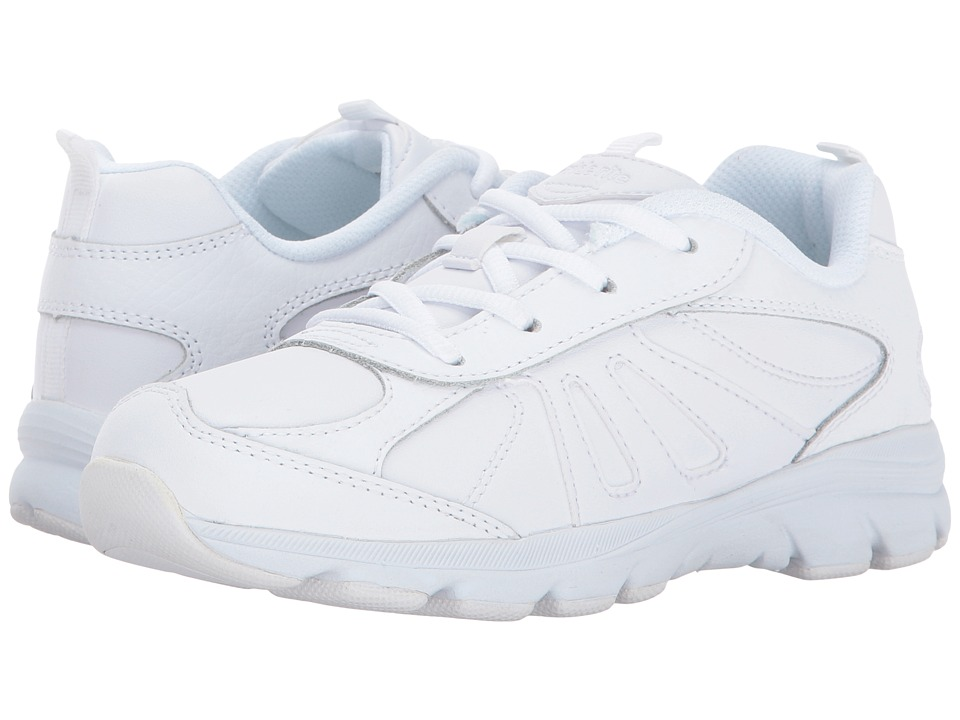 Stride Rite Cooper 2.0 Lace (Little Kid/Big Kid) (White) Boys Shoes