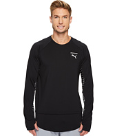 PUMA - Evo Long Sleeve Grid