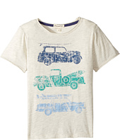 Appaman Kids - Super Soft Beach Ride Graphic Tee (Toddler/Little Kids/Big Kids)