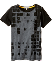 Appaman Kids - Super Soft Subway Tiles Tee (Toddler/Little Kids/Big Kids)