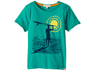 Appaman Kids - Super Soft Surfer's Paradise Graphic Tee (Toddler/Little Kids/Big Kids)