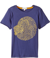 Appaman Kids - Super Soft Lion Graphic Tee (Toddler/Little Kids/Big Kids)