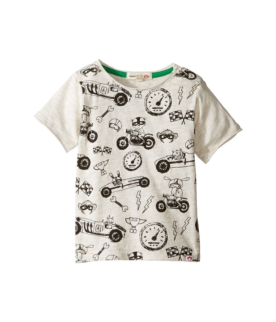 Appaman Kids - Super Soft Ready, Set, Go! Graphic Tee