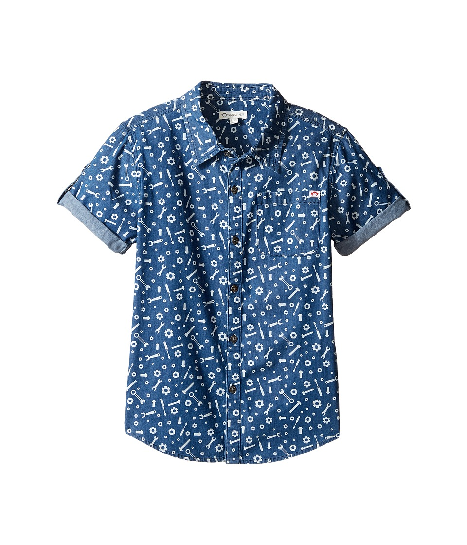 Appaman Kids - Toolbox Pattern Shirt