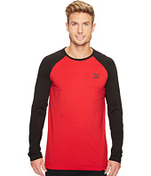 PUMA - Archive Logo Raglan Long Sleeve