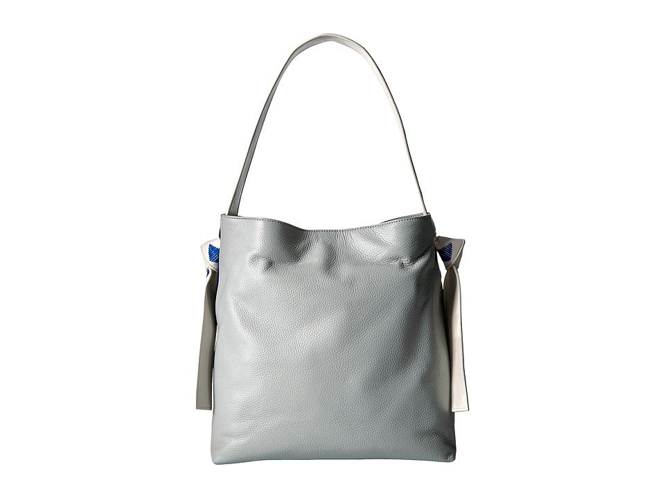 Sam Edelman Audrey Bucket (Denim Multi) Handbags