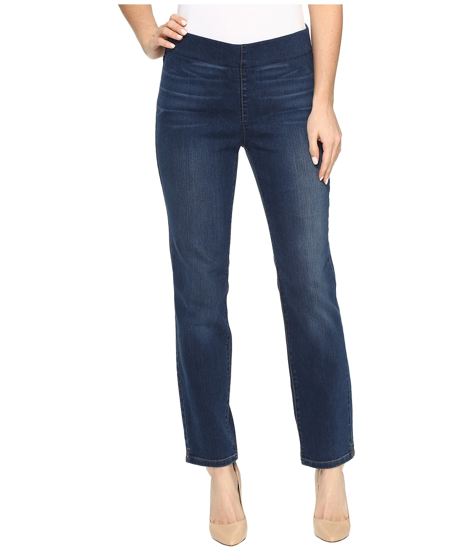 NYDJ - Alina Pull-On Ankle in Future Fit Denim in Sea Breeze (Sea Breeze) Womens Jeans