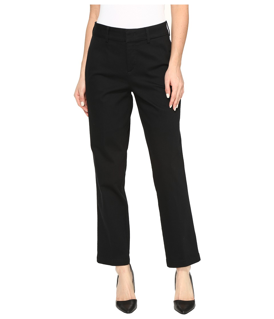 NYDJ - Ankle Trousers in Black (Black) Womens Jeans