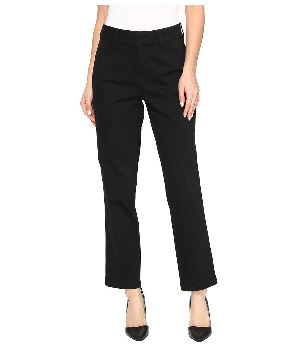 NYDJ Ankle Trousers in Black (Black) Women