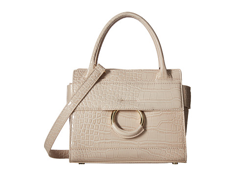 Sam Edelman Chiara Mini Tote with Croco PU - Rose Shadow