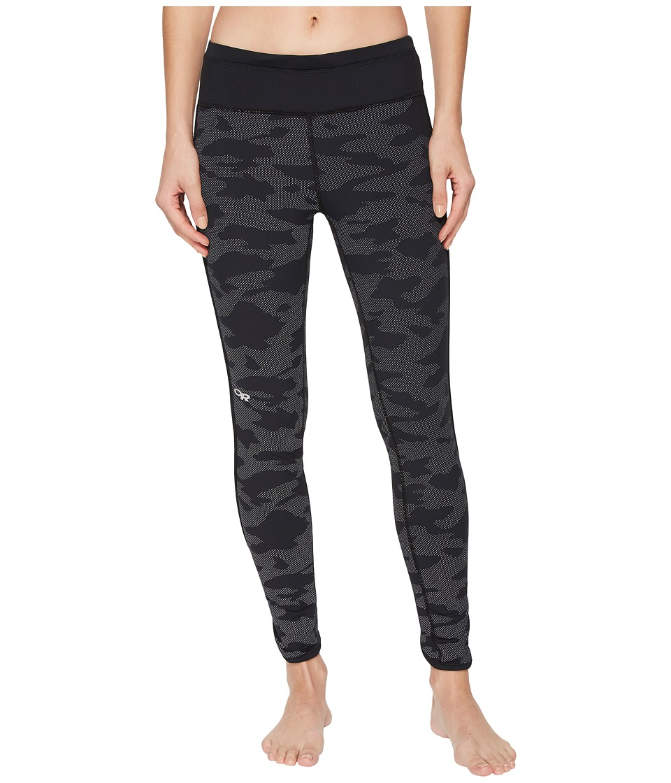 Outdoor Research Reflective Pentane Tights (Black) Women