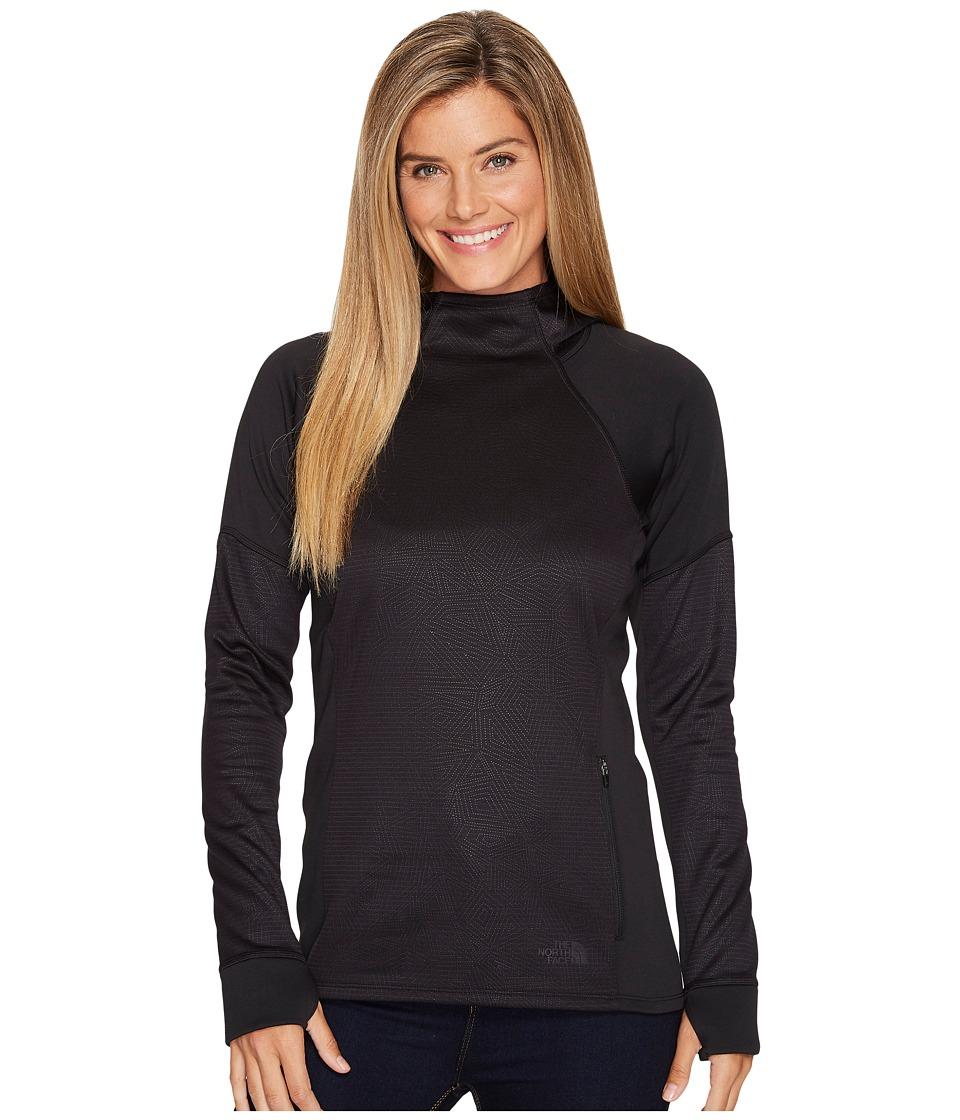 The North Face Versitas Pullover Hoodie (TNF Black) Women