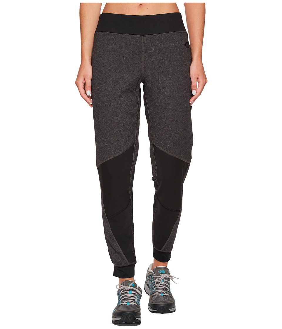 The North Face Versitas Pants (TNF Dark Grey Heather/TNF Black) Women