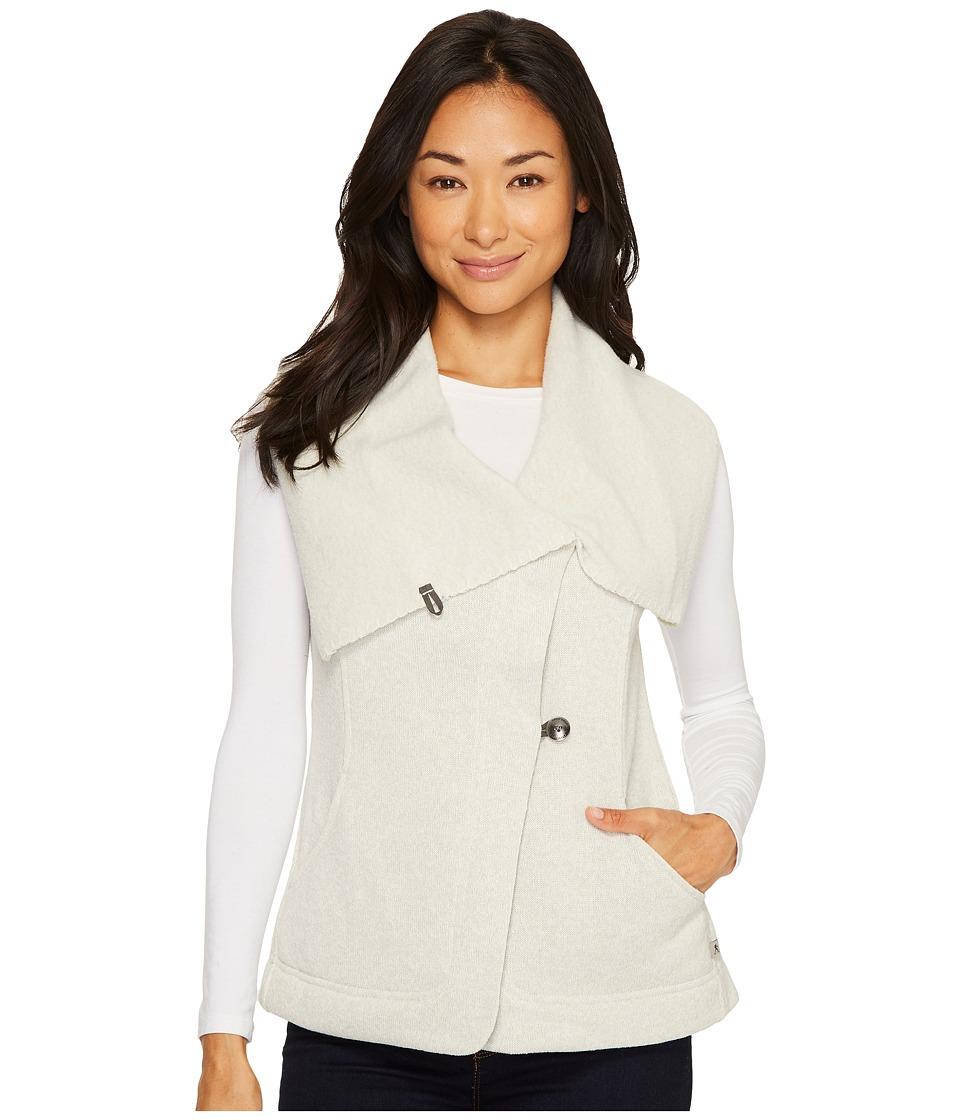 Royal Robbins Longs Peak Vest (Creme) Women