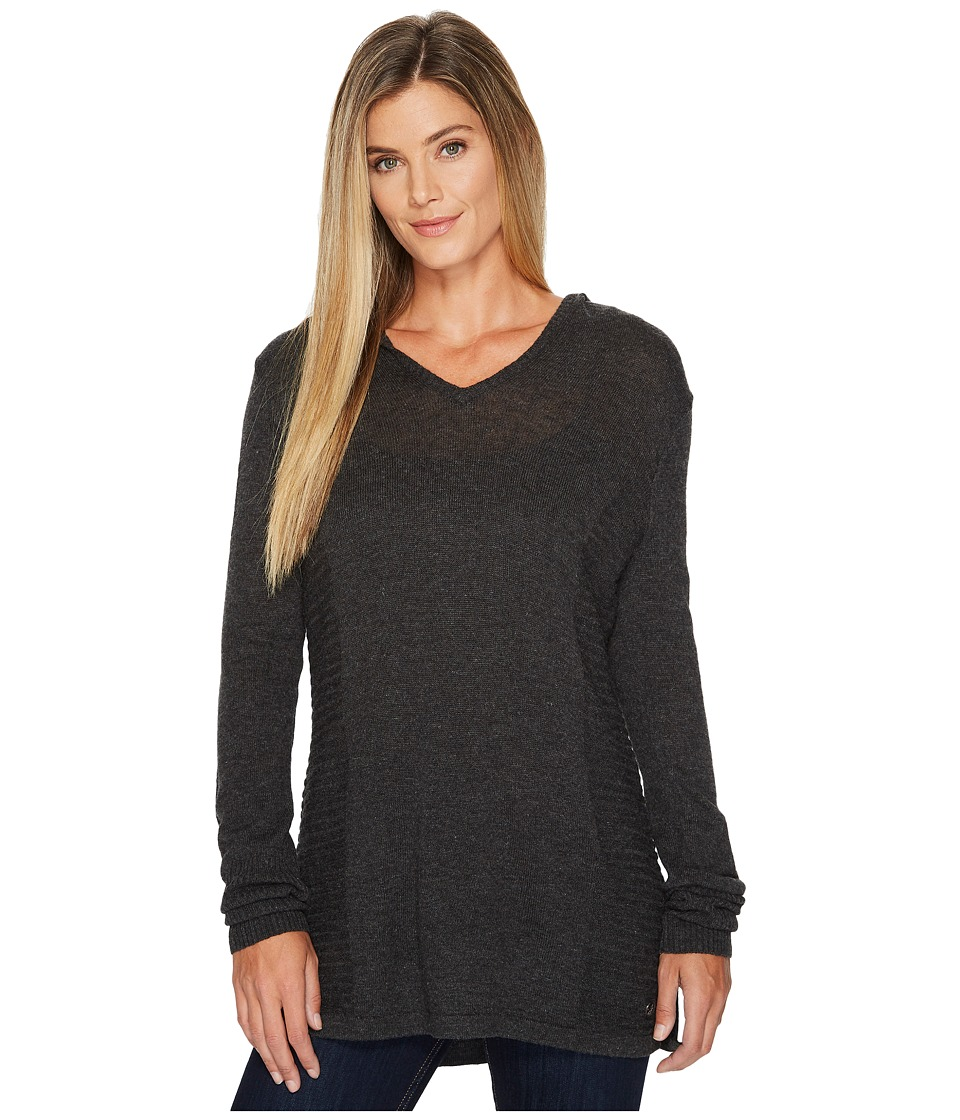 Royal Robbins Highlands Hoodie (Charcoal) Women