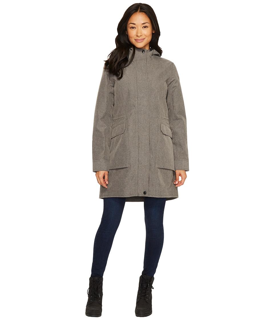 Royal Robbins - Astoria Waterproof Jacket (Pewter) Womens Coat